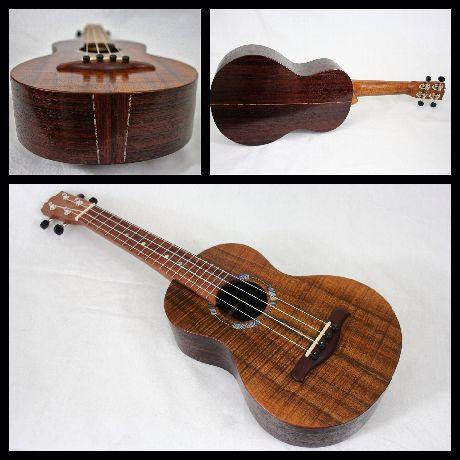 konzert ukulele bausatz diy